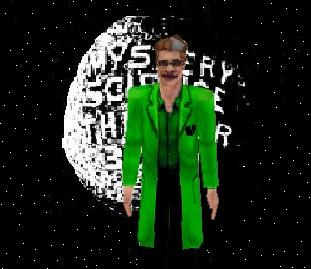 Myself as a sim!